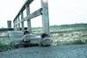 These boots are made for walkin' (glukorizon) Tags: wood bridge sculpture plant art grass rain fence shoe cloudy kunst nederland sculptuur explore gras brug bewolkt schoen regen hout beeld hek sloot odc zuidholland schipluiden onmywalk schutting plastiek zuidkade odc2 ourdailychallenge