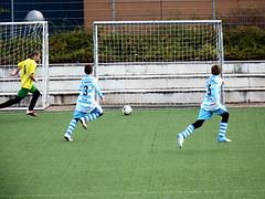 Schoolboys Playing Soccer Match 2 (Kojotisko) Tags: people brno cc creativecommons czechrepublic streetphoto persons fujifilmfinepix fujifilmfinepixsl1000 fujifilmfinepixsl1000kojotisko