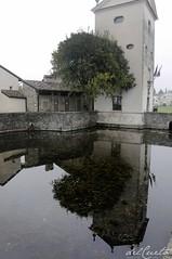 V Manin 1301023 002 Vila Manin porto lateral reflexo (Valria del Cueto) Tags: codroipo itlia robertcapa villamanin napoleo