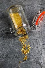 Poudre d'corce de citron - Lemon powder (Un dejeuner de soleil) Tags: food recipe lemon powder vegetarian citron recette glutenfree foodphotography undejeunerdesoleil
