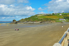 D8951.  Broad Haven. (Ron Fisher) Tags: southwales wales westwales cymru pembrokeshire broadhaven