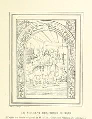 Image taken from page 19 of 'Histoire de la Suisse au XIXme siècle. Illustrations de A. Anker, etc' (The British Library) Tags: bldigital date1899 pubplacegenèveprinted publicdomain sysnum001378478 gavardalexandre medium vol0 page19 sherlocknet:category=miniatures
