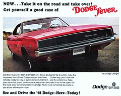 1968 Dodge Charger ad (Rickster G) Tags: 1969 car ads 1971 flyer 60s muscle convertible super literature 1966 bee 1967 70s dodge 1970 1968 hemi mopar 500 daytona sales 1972 brochure 440 1973 rt charger sixpack dealer 426 383 4406 bbody scatpack