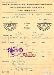 Exame Luiz Hernani 1960