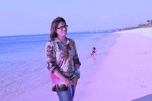 ME un TABLOLONG BEACH