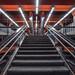 chrome staircase