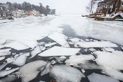 Icy Bedford Basin (laszlofromhalifax) Tags: canada cold ice bedford frozen novascotia freezing basin icy halifax atlanticocean maritimes atlanticcanada bedfordbasin