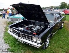1964 Pontiac GTO convertible (scott597) Tags: ohio black pumpkin convertible run pontiac gto nationals 1964 ls3 ls1 ls2 owensville 2013