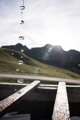 Fallin (Nico Zumstein) Tags: mountain water nikon be bern 24mm d600 seeberg