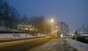 """Sumuinen maanantaiaamu turussa  -   Foggy Monday morning in Turku (rkp11) Tags: morning schnee winter mist fog suomi finland haze turku neve february talvi 雪 snö nix """" riverbanks aurajoki usva mondaymorning sumu снег aamu congelato riveraura fryst helmikuu 凍結 lumi"""" aura"""" """"river maanantaiaamu lumia1020 """"uusi theriverbanks"""