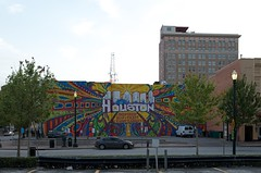 All the cool kids are doing it (dangr.dave) Tags: mural downtown texas tx inspired houston tasty hip funkysavvy