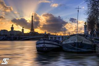 Tour Eiffel & Alexandre III