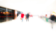The Photography Show 2014 (Clive Jones Photography) Tags: red people abstract nikond70 exhibitions nec clivejones copyrightclivejones