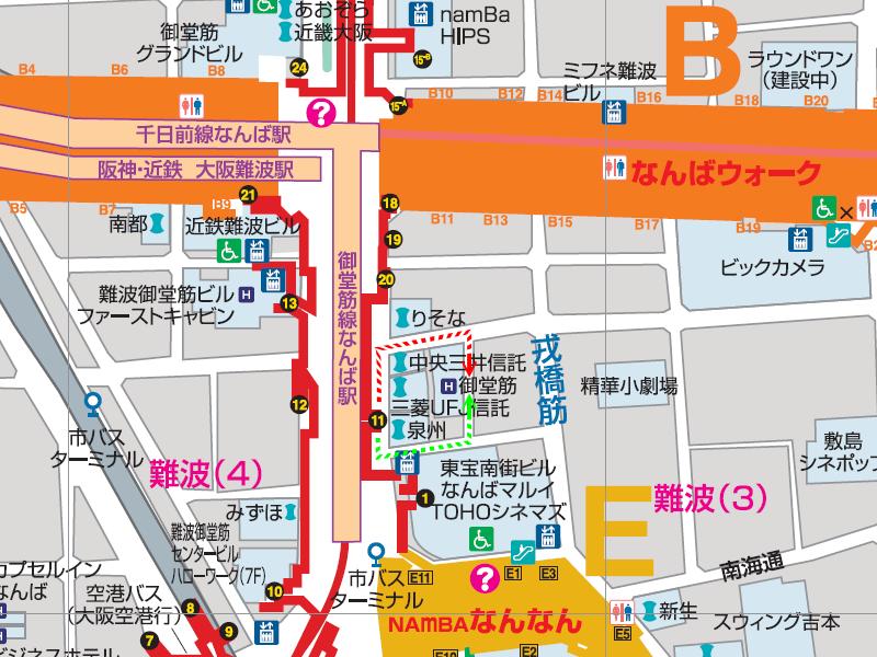 御堂筋飯店-01