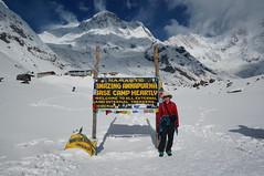 Annemarie at Annapurna Base Camp (Andrew and Annemarie) Tags: nepal trekking trek annemarie abc himalaya annapurna himalayas annapurnasanctuary file:md5sum=8984efab3a0333a8598f5fb9897b7770 file:sh1sig=2243b26d2389786067b43c90d31748ca315b5207