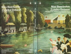 Zuleika Dobson (Covers etc) Tags: penguin design paperback cover bookcover 1980s maxbeerbohm