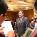 More than 1,400 young Cambodians attended the EducationUSA Fair in Phnom Penh on Tuesday to meet with recruitment advisers from 20 great U.S. colleges and universities.