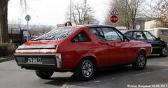 Renault 17 TS 1978 (XBXG) Tags: 276evb77 renault 17 ts renault17 r17 coupé coupe red rood rouge 30ème salon des belles champenoises époque reims marne 51 grand est grandest champagne ardennes france frankrijk vintage old classic french car auto automobile voiture ancienne française vehicle outdoor