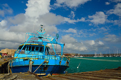 CATANIA-SICILY (Salvatore Torrisi-SICILY TRAVEL PHOTOS) Tags: catania sicily sicilia italy italia travel sea mare boat sky blue seascape