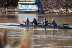 IMG_0911March 29, 2017 (Pittsford Crew) Tags: gwc geneseeriver practice spring crew rowing