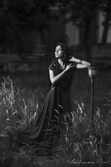 Alysha (asaduzzaman.noor) Tags: female woman girl portrait photography asaduzzaman noor canon 6d 70200mm f28l yn 560 dof dramatic windy beauty beautiful cinematic face color khulna bangladesh ku outdoor