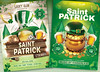 Saint Patrick Flyer Bundle (BriellDesign) Tags: anniversary bash beer celebration clover club design drinks event exclusive festival flyer flyerbundle fresh fun greenparty holiday luckycharm nightparty package party poster print saintpatrick stpatricksday template