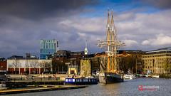 Bristol harbour (Paul Melling Photography) Tags: harbourside urban england historic travel tourism bristol harbour westcountry destination waterfront europe uk city