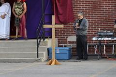 IMG_2065 (St John the Evangelist Catholic Church) Tags: lords passion christ jesus catholic church católico iglesia easter resurrection priest stationsofthecross viacrucis wayofthecross mary crucifixion crucifixión