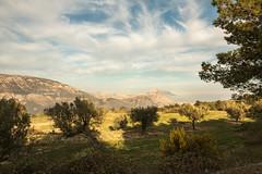 IMG_9914 Landscape (jaro-es) Tags: landschaft landscape light licht luz montañas mountains bergen himmel spanien spain spanelsko sky costablanca canon clouds españa eos70d