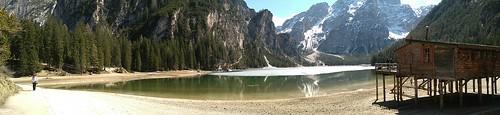 Pragser Wildsee / Laco di Braies