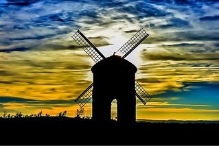 Chesterton Windmill #ChestertonWindmill #mill #windmill #warwickshire #warwick #uk #england #countrylife #mulinoavento #mattiaciavarro