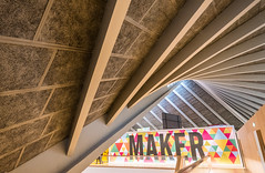 London - Design Museum - Maker (Andrew Hounslea) Tags: 1635 1635vr afsnikkor1635mmf4gedvr architecture building buildings d750 design designmuseum england g greater greaterlondon kingdom london museum nikkor nikon united unitedkingdom vr
