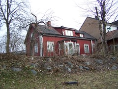 Gamla skolhuset på Hantvergaregatan (tompa2) Tags: norrtälje uppland roslagen sverige byggnad skola sweden
