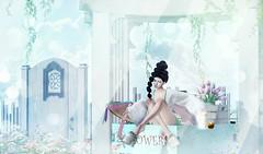 Ami (Alexa Maravilla/Spunknbrains) Tags: emotions we3roleplay una theepiphany genesislabs merak limit8 dreamscapesartgallery unkindness fameshed happymood secondlife fantasy photography ami people outdoors flowers