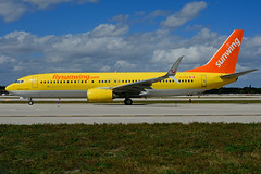 C-FTUA (Sunwing Airlines) (Steelhead 2010) Tags: sunwingairlines tuifly creg cftua fll boeing b737 b737800