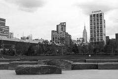 "Overcast (Santos ""Grim Santo"" Gonzalez) Tags: fttt instagram overcast new york ny streetphotographer nycstreets newyorkcity newyorknewyork picoftheday storyofthestreet nyspc gothamist citylife sooc manhattan grimsanto nyc empirestatebuilding skyline streetphotography canonusa teamcanon subway mta flickr"