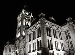 County and City Hall (jmaxtours) Tags: countyandcityhall andrewjacksonwarnerarchitect 1875 buffalo buffalonewyork newyork clocktower architecture
