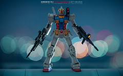 Gundam The Origin (I AM LESLIE) Tags: sony 7rm2 gundam theorigin gunpla bandai gundamrx78 mecha anime japanesetoys zeiss czaposonnart2135 135mm