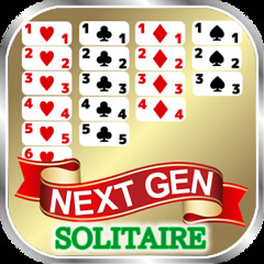 Next Generation Solitaire - Android & iOS apps - Free (jpappsdl) Tags: ios android apps game japan japanese free solitaire cardgame playingcards card score compete king generation vacant next sensation arrange nextgenerationsolitaire rulre umber