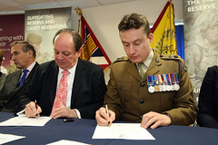 "Building Heroes & Chichester College Joint Armed Forces Covenant Signing • <a style=""font-size:0.8em;"" href=""http://www.flickr.com/photos/146127368@N06/33526721316/"" target=""_blank"">View on Flickr</a>"