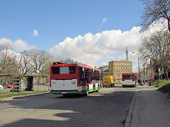 Autosan Sancity M12LF, #2411, MPK Lublin (transport131) Tags: bus autobus ztm lublin autosan sancity m12lf mpk