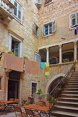 Living With History (clarktom845) Tags: split building