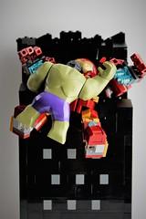I'm Sorry (wacthsky) Tags: avengers hulk hulkbuster lego