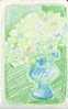 crayon 25 (ma_mix) Tags: hydrangea sketch sketchbook illustration drawing