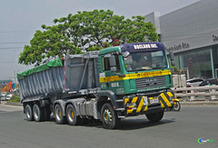 MAN TGA 33.390 | DDCLAND Inc. (Next Base™) Tags: czeon santos man tga 33390 | ddcland inc garden villas truck manufacturer bus ag model trailer 3 axle tipper chassis engine suspension configuration 6x4 shot location mindanaoave