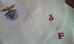 Benfica (leonilde_bernardes) Tags: benfica logos gift mesa cozinha individuais aguias
