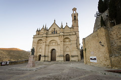 Church on the Hill (rschnaible) Tags: antequera spain espana europe building architecture sightseeing tour tourist street scene outside