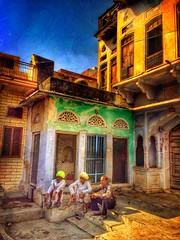 Colours of Rajasthan (Nick Kenrick..) Tags: rajasthan india