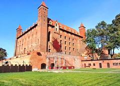 Castelul GNIEW (Gena7R) Tags: polonia thingstodoinpolonia citybrake