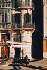 (amargureiro) Tags: street streetphotography city contrast colourful colors colores palmademallorca palma people urban urbá urbana mallorca talking d80 1870mmf3545 daylight sunny